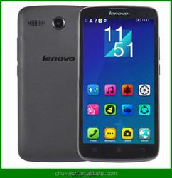 "Original Lenovo A399 Mobile Phone 5.0"" Inch MTK6582 Quad Core Android 4.4 Bluetooth WiFi 3G WCDMA Dual SIM Smart Phone"