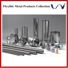 Wide stainless steel flexible metal hose/tube/pipe