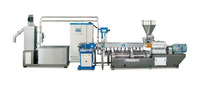 Parallel Co-rotating Twin Screw Extruder Price