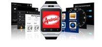OEM Shenzhen factory wifi smart watch android dual sim 3g watch phone