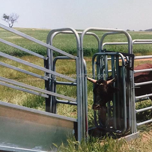 agriculture products Permanent Loading Ramp
