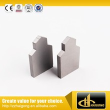 Customized durable tungsten carbide wear tips tool parts