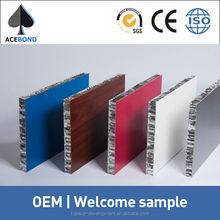 popular famously house siding solid anacoustic aluminium sandwich panel