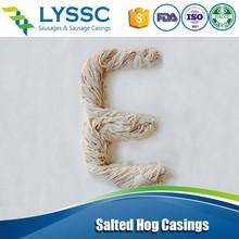 Halal Sausage Casing of All Calibers Natural Salted Sheep Casings Lamb Casings Hog Casings for Sausage 90M 40/44 Calibers
