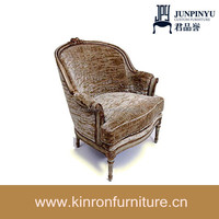 Deluxe high quality modern fashion lounge chairJPY-CD177