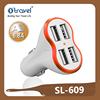 High Quality 6.8A Universal Portable Four port USB Car Charger Wholesale