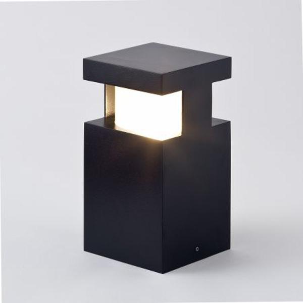 Nieuwe ontwerp 2014 poort pijler lamp voor verlichting 3w verlichting zonne energie - Buitentuin ontwerp ...