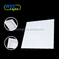 CRI>85 4000k 3800lm 40w 60x60 panels led
