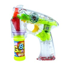 2015 flashing bubble gun toys with music