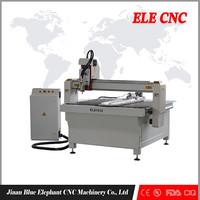 ELE-1212 wood dowel cnc router engraving machine/CNC Router for wood engraving with CE, CIQ, FDA certification