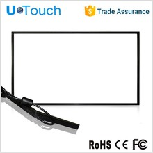 46'' USB Infrared Multi touch screen watch, IR Multi Touch Screen Overlay, touch screen monitor