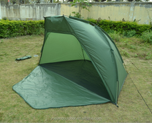 Outdoor carp fishing tent beach tent sun shelter portable pop up tent