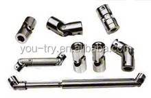 Small Universal Joint Shaft Coupling Steering Coupling Joint Single or Double Universal Joint