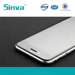 Full screen cover! top quality 3D curved tempered glass screen protector for iphone6 6plus excellent grade latest fashion OEM!