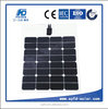 50W Marine environment flexible solar panel for boat