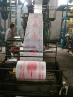 2015 hanxin Plastic disposible Table sheet/table cover