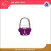 Wedding gift butterfly shape bag hangers/ bag hanger hooks/ bag holder hangers