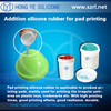 pad printing silicone for gifts or crafts factory