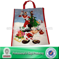 Lead Free Eco Friendly Bags Made From Recycled Materials