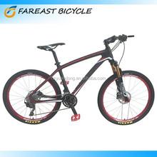 "26"" 29er light weight carbon fiber mountain bike OEM Manufacturer"