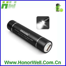 Best Power Bank Emergency Mobile Phone Charger 2600mAh POWER BANK LED HW-PB-129(ALL)