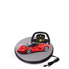 eléctrica 360 grado ropa interior de rotary pantalla giratoria para la tienda de productos de visualización