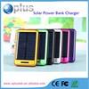 12000mAh Power Charger Solar Power Bank
