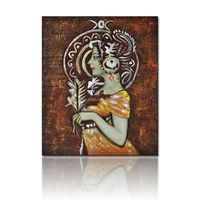 Bulk Photo Printing/ Home art women painting/Famous Elegant Lady Painting