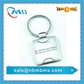 Personalizado de fundição de promoção Metal Keychain