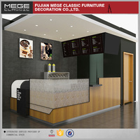 Fashion Design Modern Decoration Coffee Bar Counters For Sale