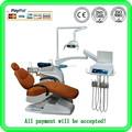 Nouveau design 2015 du18plus fauteuil dentaire avec du ce, certificat iso, pips américain.& tubes