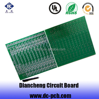 any size pcb lead free electronic projects pcb board with gerber file