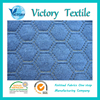 100% Polyester Jacquard Quilted Fabric/Knitted quilted fabric