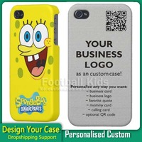 Custom Printed Phone Cases for iPhone 4, Mobile Phone Cover for iPhone 4 5 6 6plus