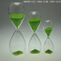 Wholesale kids sand timer and hourglass