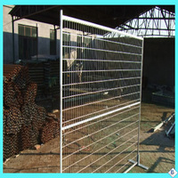 hot sale low price Canada style powder coated galvanized temporary fence for dog