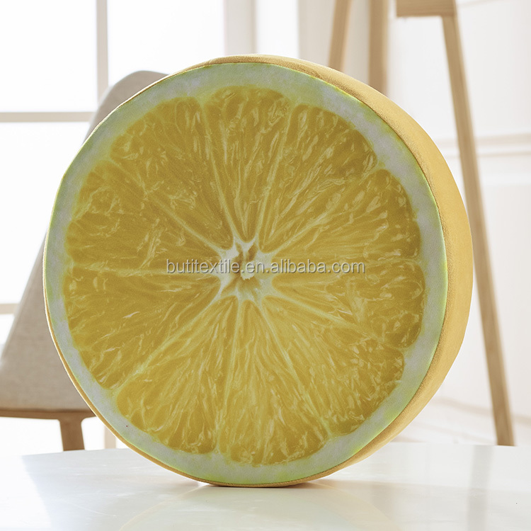 3D fruit shape pillow14