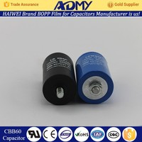 2015 ADMY Factory supplier newest cbb60 250v 70uf capacitor with competitive price