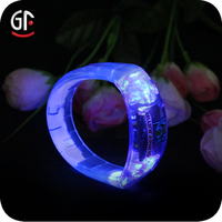 2015 Christmas Light Led Flashing Bracelet