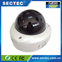 New products HD Fisheye IP Panoramic mini dome 1.3 megapixels360 degree security camera FCC,CE,ROHS Certification