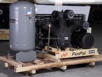 1.2m3/min 30bar air compressor piston type