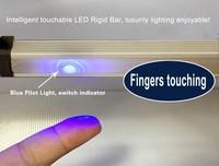 2015 new design led indicator light bar,Waterproof LED rigid light led indicator light bar