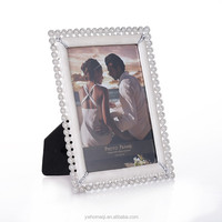 HOMEQI wall hanging paper photo frame with clip and rope newest alloy 11x14 photo frames HQ101371-46
