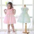 Niños vestidos de moda imágenes/orgánica ropa del bebé/cenicienta vestidos para niñas