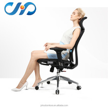 All Import Mesh High Back Ergonomic Office Chair with 3D Function PU Armrest M-21