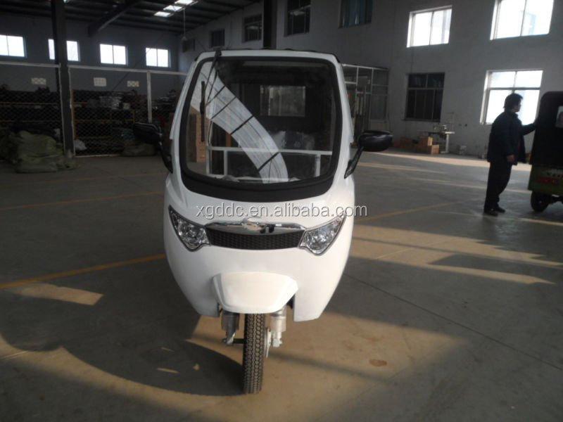 Electric Battery Rickshaw