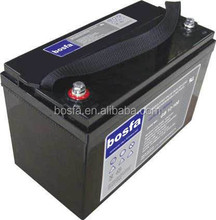 GB12-100 12 volt rechargeable storage battery 100ah