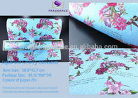 fashionable air freshener Tulip scented drawer liner paper