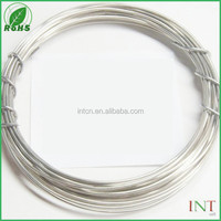 Alibaba Electrical wires 14 gauge silver nickel wire
