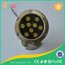 OEM service provided underwater lamp 54w- 36w- 20w par56 led pool light
